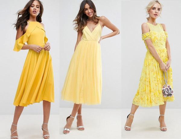 83d5d3b5fd3e851 Если вы не сможете или не захотите покупать для празднования Нового года  2018 желтое платье, вы вполне можете обойтись желтыми или золотистыми  аксессуарами ...