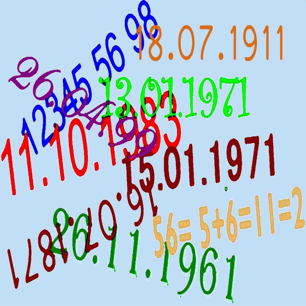 αριθμολογικό συμπαίκτη